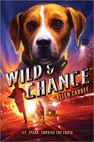 Wild & Chance: Allen Zadoff: 9781368053198: Amazon.com: Books