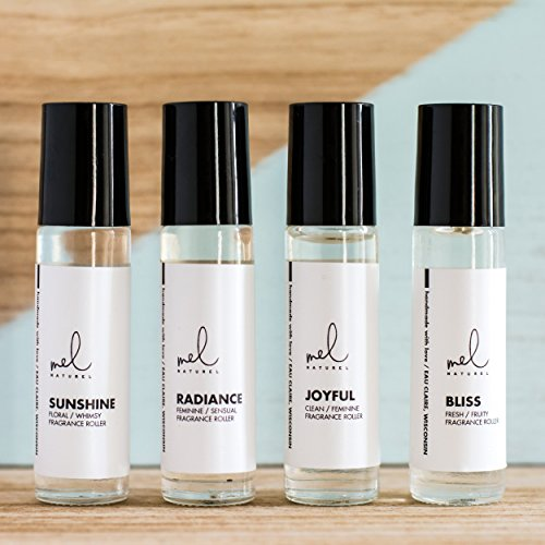 Melnaturel - Fragrance Rollers by Melnaturel