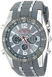 U.S. Polo Assn. Sport Men's US9283 Grey Analog/Digital Chronograph Watch