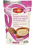 Linwoods Ground Flaxseed Almonds Brazil Nuts Walnuts & Co-Enzyme Q10, 7.1 Ounce