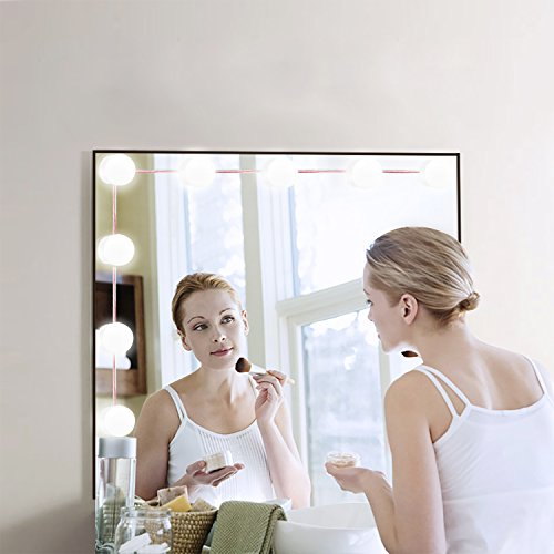Hollywood Style Led Vanity Mirror Lights Kit With 10