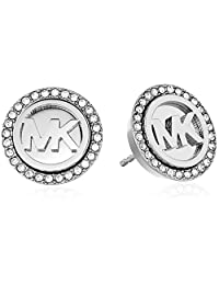 Michael Kors Womens Pave Stud Earrings
