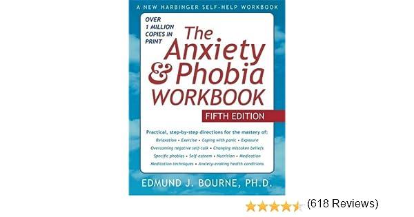 Amazon.com: The Anxiety and Phobia Workbook (8601200630268 ...