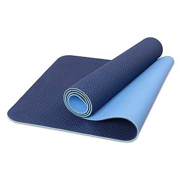 HARUONE Colchoneta Yoga, Está Hecho De Material ...