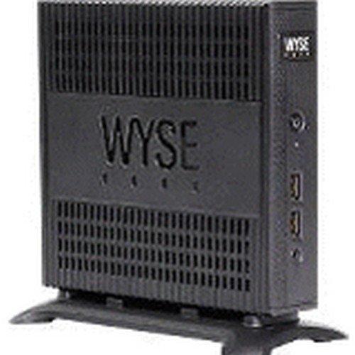 Dell Wyse D50D Thin Clients - DTS - 1 x G-T48E 1.4 GHz - RAM 2 GB - Flash 2 GB - no HDD - Radeon HD 6250 - GigE - Wyse Enhanced SUSE Linux Enterprise - Monitor : none.