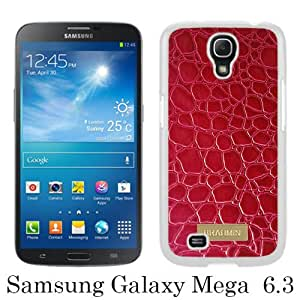 Samsung Galaxy Mega 6.3 I9200 Case ,Hot Sale And Popular Designed Samsung Galaxy Mega 6.3 I9200 Case With Brahmin 07 White Hight Quality Cover