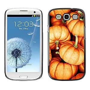 SKCASE Center / Funda Carcasa - Naranja otoño de la caída;;;;;;;; - Samsung Galaxy S3