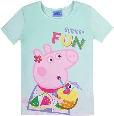 Peppa-Wutz Peppa Pig Mädchen T-Shirt