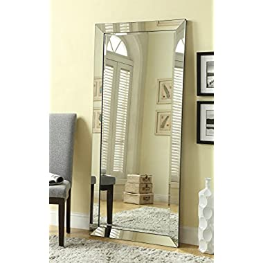 Coaster Home Furnishings 901813 Mirror, Silver