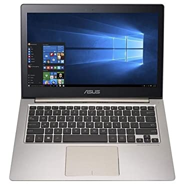 ASUS ZenBook UX303UA 13.3 FHD Touchscreen Laptop, Intel Core i5, 8 GB RAM, 256 GB SSD, Windows 10 (64 bit)