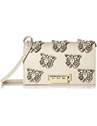 Earthette Crossbody Butterflies-Sand Dollar