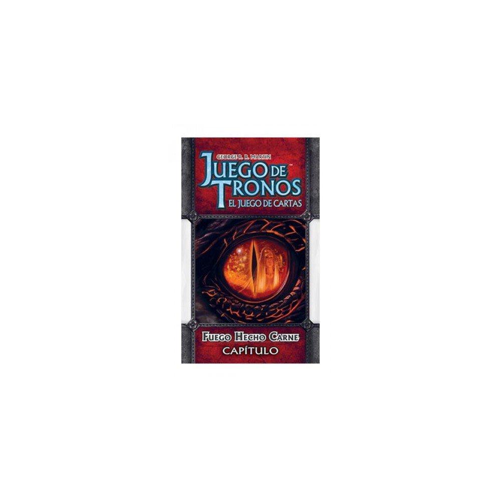 Amazon.com: Edge Entertainment Game of Thrones LCG: Fire ...