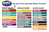 8mm Large Liquid Chalk Markers