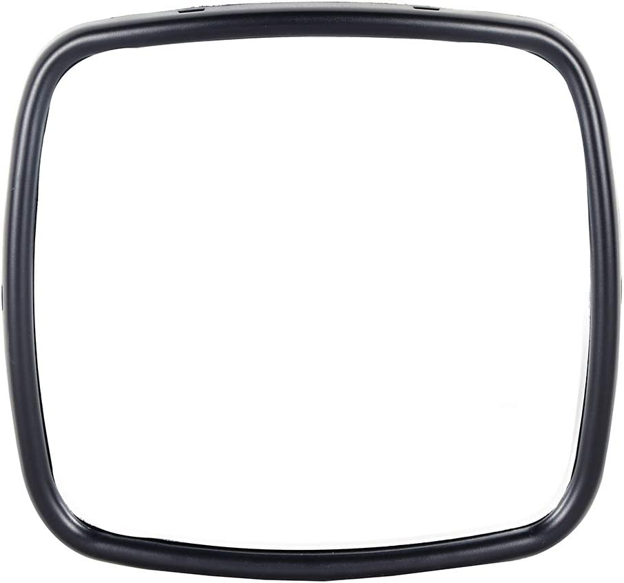 ROADFAR Side Door Mirrors Compatible with 2004-2016 Freightliner Columbia Freightliner M2 Truck Hood Mirrors 2 Pair Main and Spot Mirrors Manual Control Heated Chrome Housing