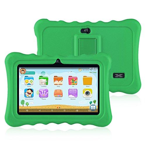 Ainol Q88 Android 7.1 RK3126C Quad Core 1GB+16GB 0.3MP+0.3MP Cam WiFi 2800Ah Tablet PC--Green by Ainol Q88