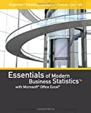 img - for Essentials of Modern Business Statistics with Microsoft Excel (with XLSTAT Education Edition Printed Access Card) book / textbook / text book
