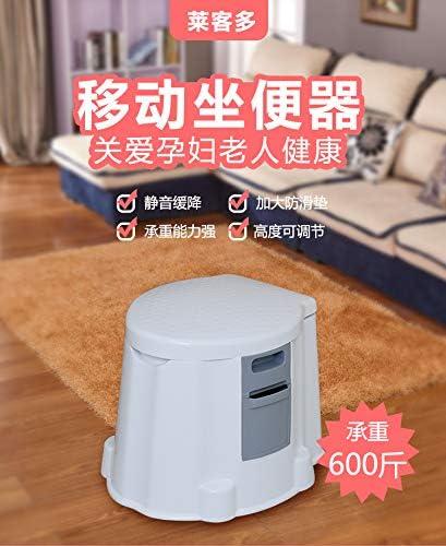 Bigfanshu New Pregnant Women Urinal Supply Black Portable Mobile Toilet Elderly