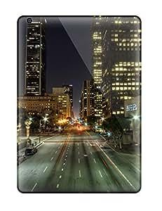 New Premium Flip Case Cover Locations Los Angeles Skin Case For Ipad Air