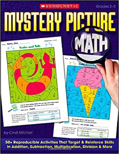 Workbook free printable graph worksheets : Amazon.com: Mystery Picture Math: 50+ Reproducible Activities That ...