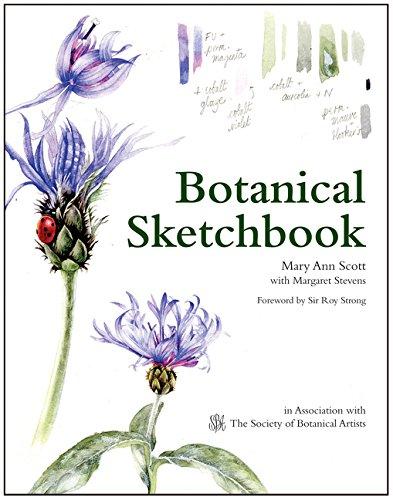 Botanical Sketchbook [Mary Ann Scott - Margaret Stevens] (Tapa Blanda)