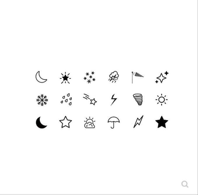 LNNHJB Lindo Dedo Rayo niños Nieve Dibujos Animados Luna pequeño ...