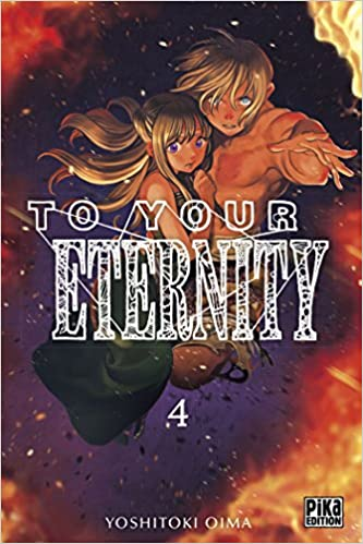 To Your Eternity T04