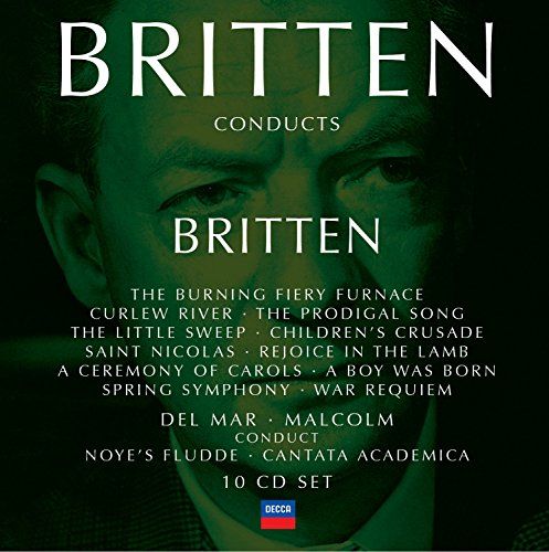 Britten: Saint Nicolas, Op.42 - Nicolas and the Pickled (Two Towers Cd)