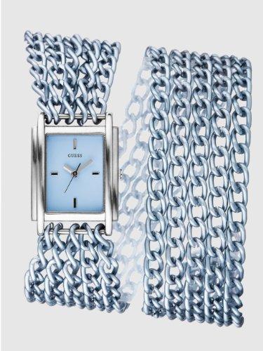 Womens Silver Stainless Bracelet U11648L3