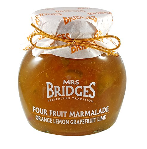 Mrs. Bridges Marmalade, Four Fruit, 12 Ounce ()