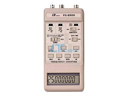 EMR Shielding Solutions - Banco de frecuencia digital para ...