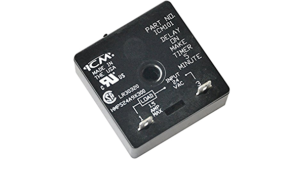 """ICM Controls Icm203fb 10 Minute Adjust W// 6/"""" Wire Delay on Break Timer for sale online"""