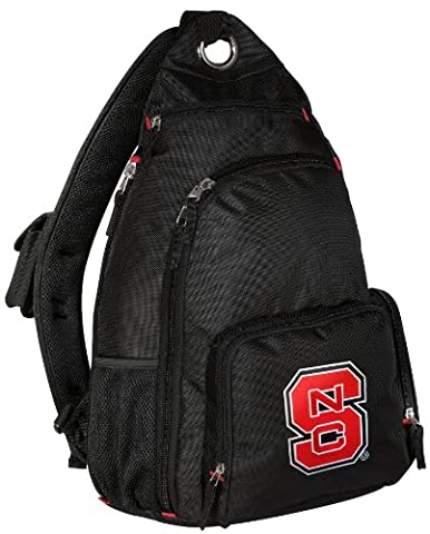 NC State Backpack Single Strap NC State Wolfpack Sling Backpack - State Sling Backpack