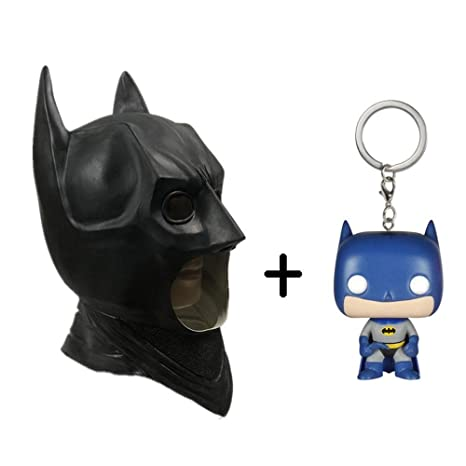 SDFXCV Batman Máscara Masquerade Cosplay Helmet Halloween ...