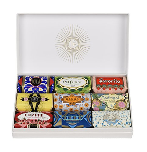 Claus Porto Gift Box Deco Collection Set Of 9, 28.8 ()