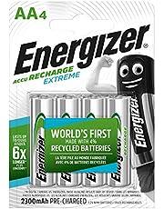 Batterie Stilo Ricaricabili Nimh Aa 1.2 V Extreme 2300 Mah (4 Pz)
