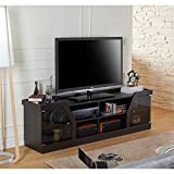 Furniture of America Rania 71'' TV Stand in Espresso