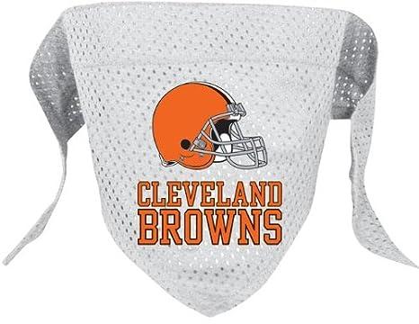 Amazon.com   Cleveland Browns Pet Dog Football Jersey Bandana M L   Pet  Supplies a9c010706
