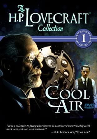 Amazon com: The H P  Lovecraft Collection, Vol  1: Cool Air