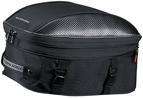 Nelson Rigg CL-1060-ST Sport Touring Motorcycle Tail/Seat Bag - Nelson Rigg Scooter