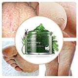 Foot Exfoliating Scrub Gel, Foot Whitening Skin Care, Foot Moisturizer, Foot Callus Remover- Softens for Thick Cracked Rough Dead Dry Heel Feet with Natural Phytoextraction Particles, 5.07 Fl.Oz.