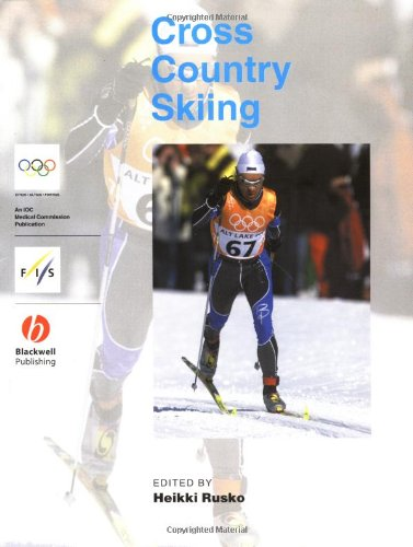 Handbook of Sports Medicine and Science, Cross Country Skiing