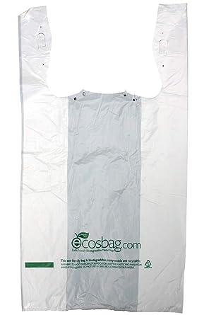 Amazon.com: Bolsas para camiseta de 11,5