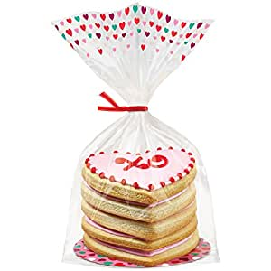 Wilton Cookie Plate Kit, Mini, Valentine, 8-Pack