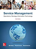 img - for Loose Leaf for Service Management: Operations, Strategy, Information Technology (The Mcgraw-hill/Irwin Series in Operations and Decision Sciences) book / textbook / text book