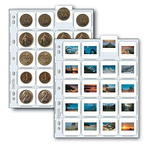 Printfile 20 35mm Slides 10 Mil 25 Pack - Printfile 2X220HB25 by Print File