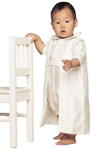 ShineGown - Ropa de Bautizo - Onesie - para bebé niño  Amazon.es  Ropa y  accesorios b2942aea6fd0