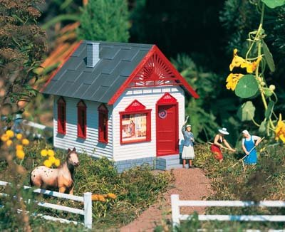 - Piko 62256 G Scale Craft Shop Building Kit