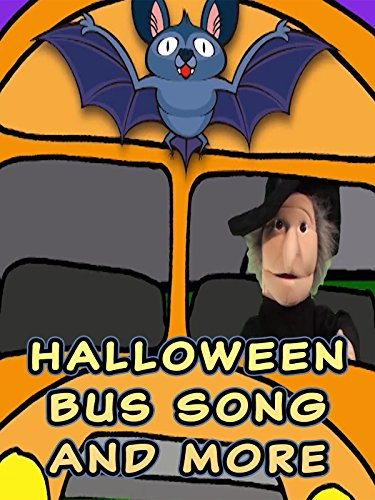 Halloween Bus Song and More (Great Halloween Movies For Kids)