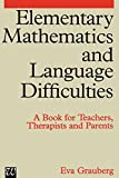 img - for Elementary Mathematics and Language Difficulties by Eva Grauberg (1997-12-16) book / textbook / text book