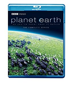 Planet Earth: The Complete BBC Series [Blu-ray] from BBC Home Entertainment